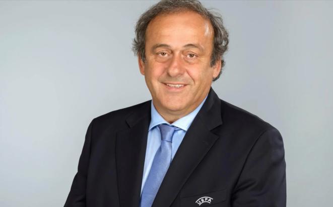 Michel Platini a été président de l'UEFA et vice-président de la Fifa © UEFA