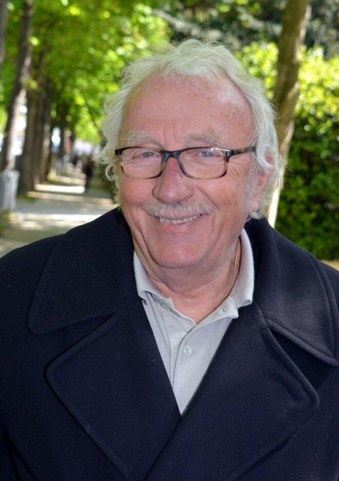 Jacques Vendroux, journaliste sportif à Radio France, est un ami de longue date de Michel Platini. © Wikimedia/Creative Commons