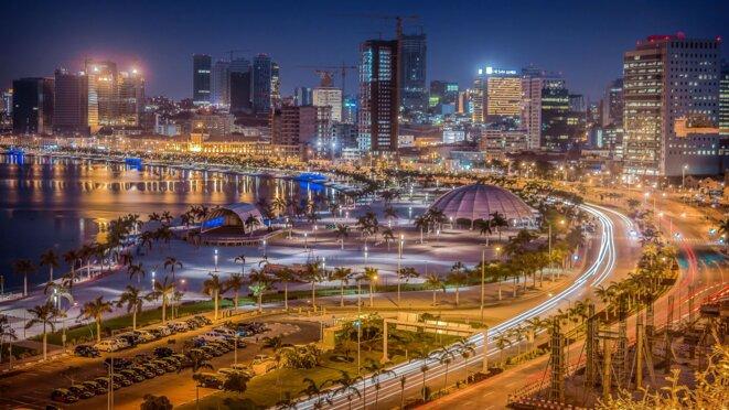 Luanda, Angola © Paulo Franco