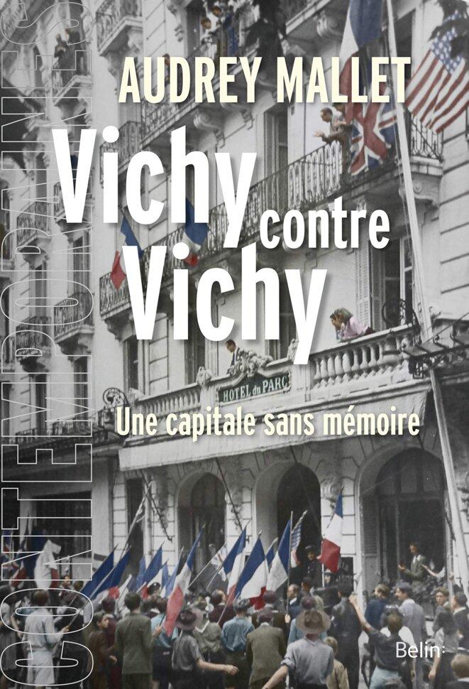 """Livre paru en janvier 2019 dans la collection """"Contemporaines"""" des éditions Belin."""