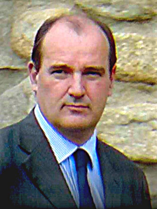 Jean Catex, maire (LR) de Prades, à Prades, le 26/07/2011. © D'après «Erio Tac»/Wikimedia Commons, lic. Creative Commons CC-BY-SA int. 3.0.