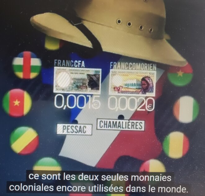 Monnaie coloniale