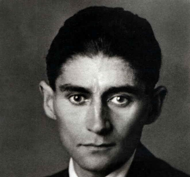Franz Kafka, le maître de la distanciation. © Leemage via AFP