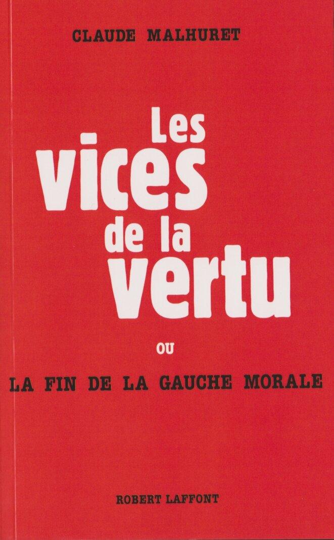 Le seul livre publié à ce jour par Claude Malhuret (éd. Robert-Laffont, 2003).