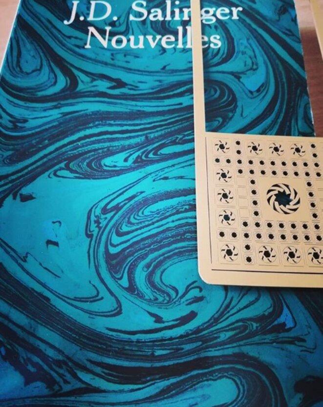 Nouvelles de JD Salinger éd. Pocket © FB bibliothèque personnelle.