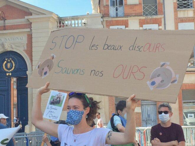 Stop les beaux discOURS © AB