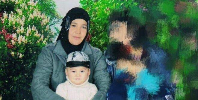 Il est probable qu'Aliyem Urayim ait été détenue dès son arrivée en Chine après avoir rendu visite à Eli en Turquie.