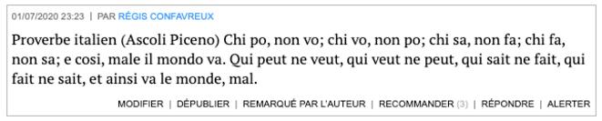 © régis Confavreux