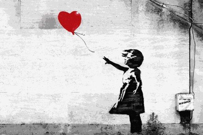 www.instagram.com/banksy/?hl=fr © Banksy