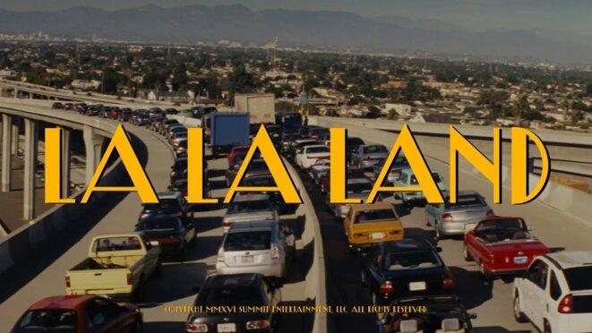 """La la land"", film de Damien Chazelle (2016) © SND"