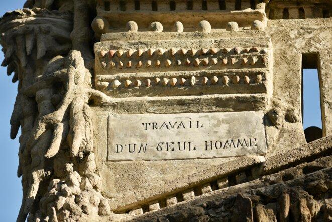 Palais Idéal du facteur Cheval © Courtesy Palais idéal du facteur Cheval / Photographe : Frédéric Jouhanin