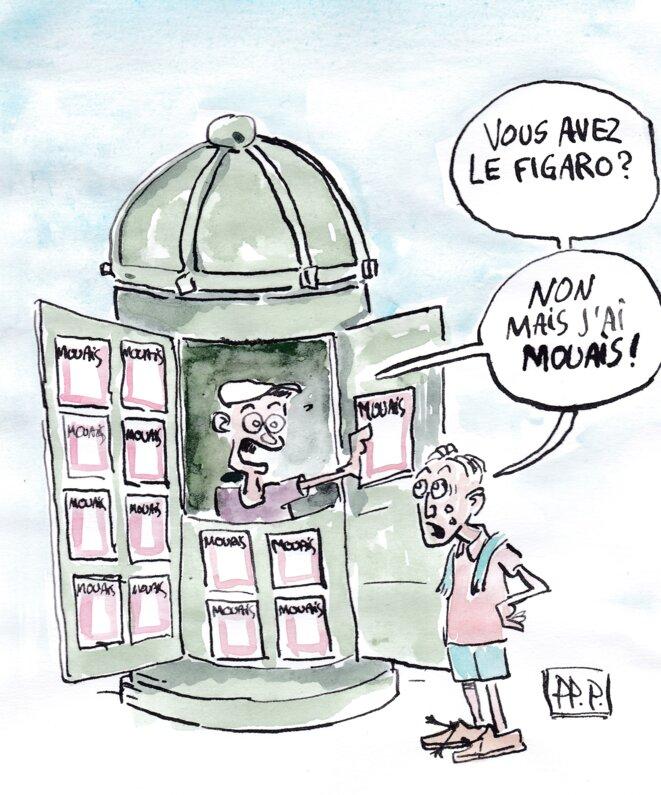 Illustration de PP.P pour Mouais