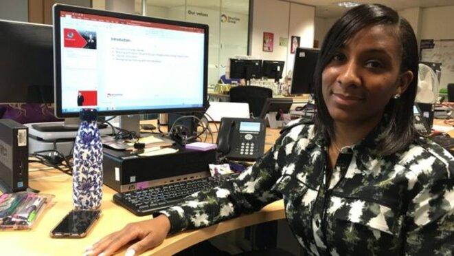 Yvonne Akinwande © BBC