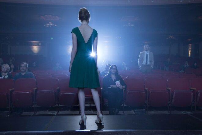 """Emma Stone, """"La la land"""", film de Damien Chazelle (2016) © SND"""