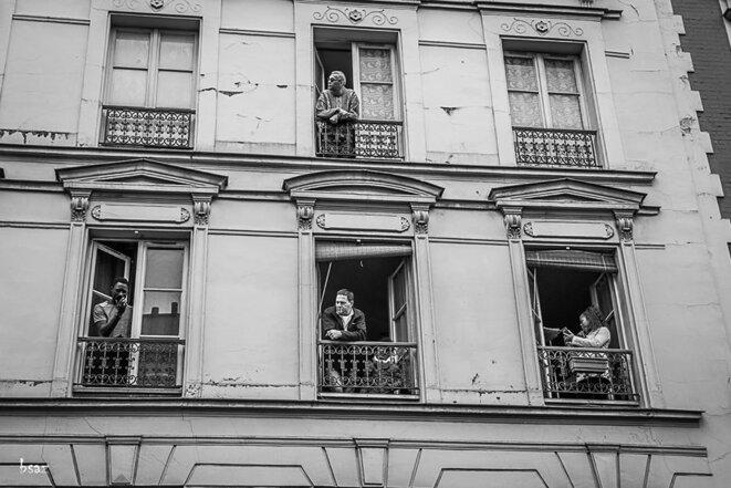 Paris, 6 mai 2019 © Bsaz