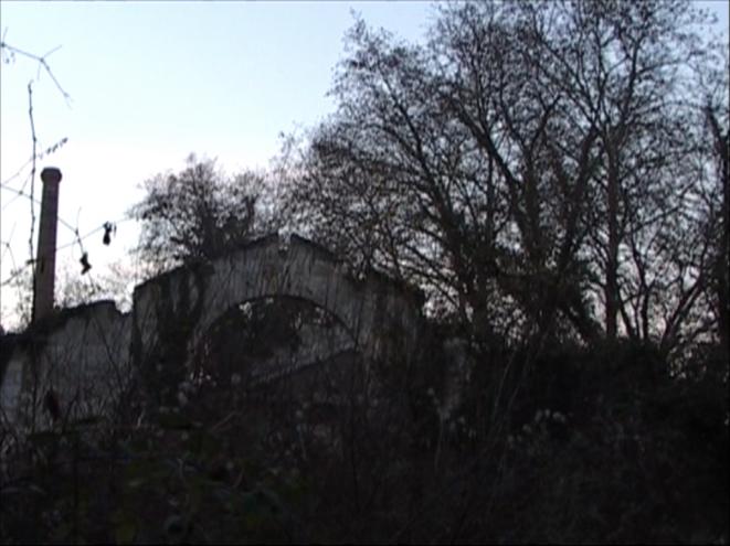 île Marquet - Angoulême - Novembre 2005