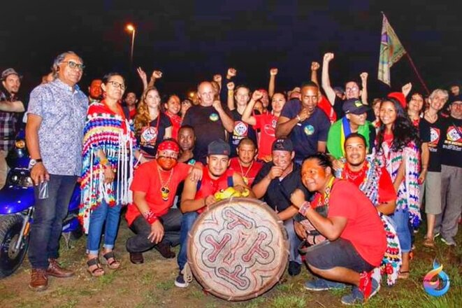 Or de Question, la Jeunesse Autochtone de Guyane et Trop Violans - Saint Laurent du Maroni