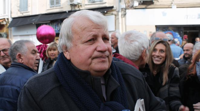 François Bernardini. © Marsactu