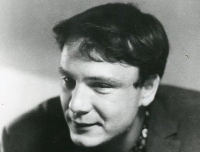 Vladimir Boukovski au début des années 1960. © Centre Sakharov, Moscou