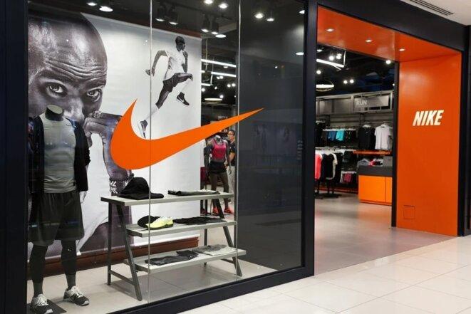 Nike était l'un des principaux détaillants mentionnés dans un rapport de la Fair Labor Association publié pour appuyer le travail des législateurs américains sur le projet de loi sur la prévention du travail forcé ouïghour. Photo: Shutterstock