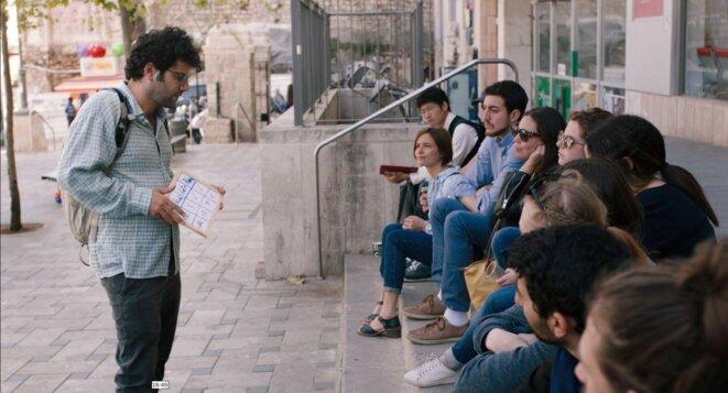 """""""Né à Jérusalem (et toujours vivant)"""" de Yossi Atia et David Ofek © ARP Sélection"""