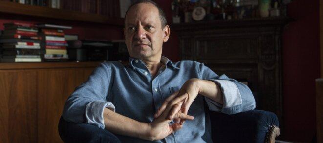 Philippe Sands, l'avocat et auteur d'East West Street (Antonio Olmos)