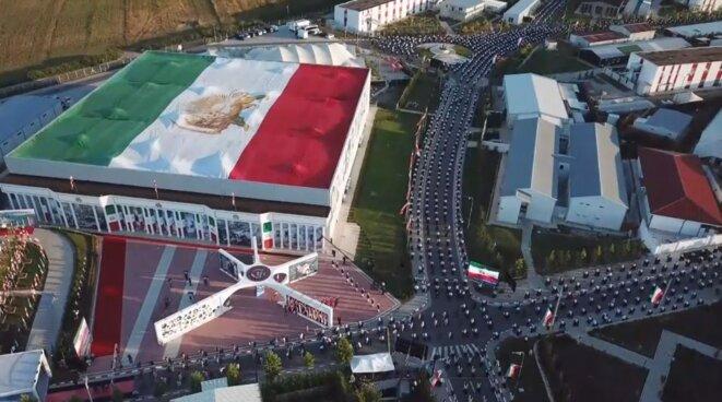 Achraf 3, Albanie, cité des résistants iraniens de l'OMPI