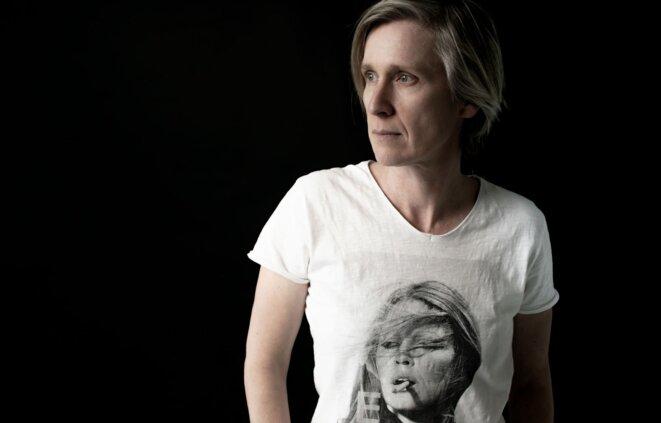 l'auteure Olga Duhamal-Noyer © Valérie Lebrun - Héliotrope
