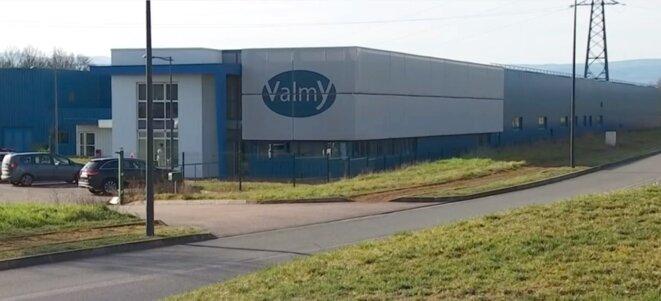 L'usine Valmy a été assaillie de commandes depuis janvier. © Reportage TF1.