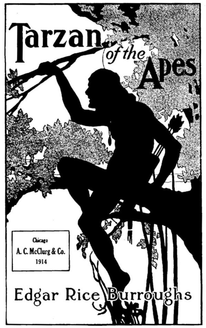 Couverture de l'édition de 1914.