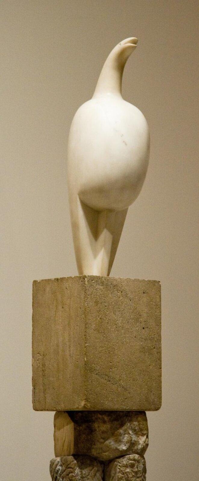 Maïastra. Constantin Brancusi.