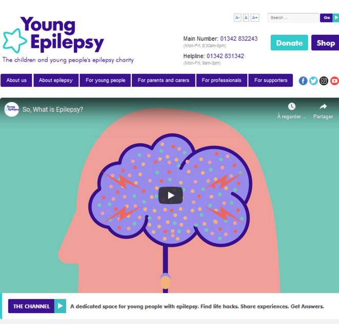 young-epilepsy