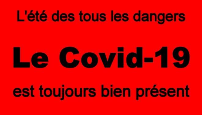 Covid-19 France © Pierre Reynaud