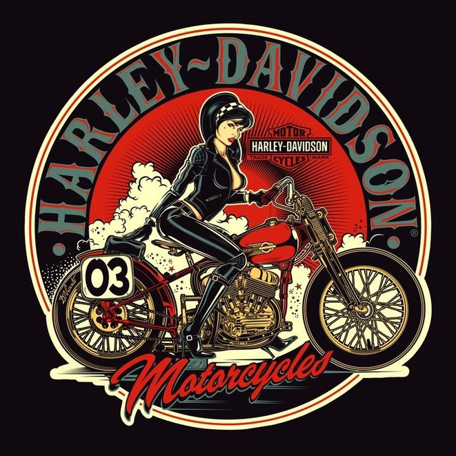 © Harley Davidson