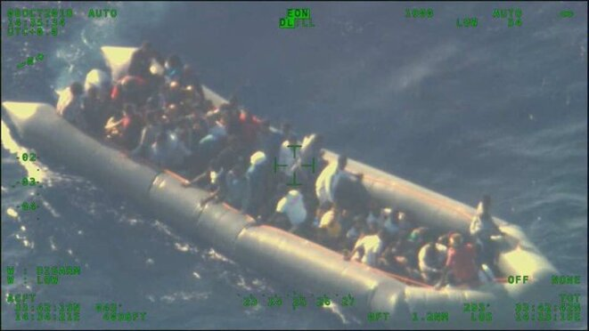 photo©Migrant Rescue Watch