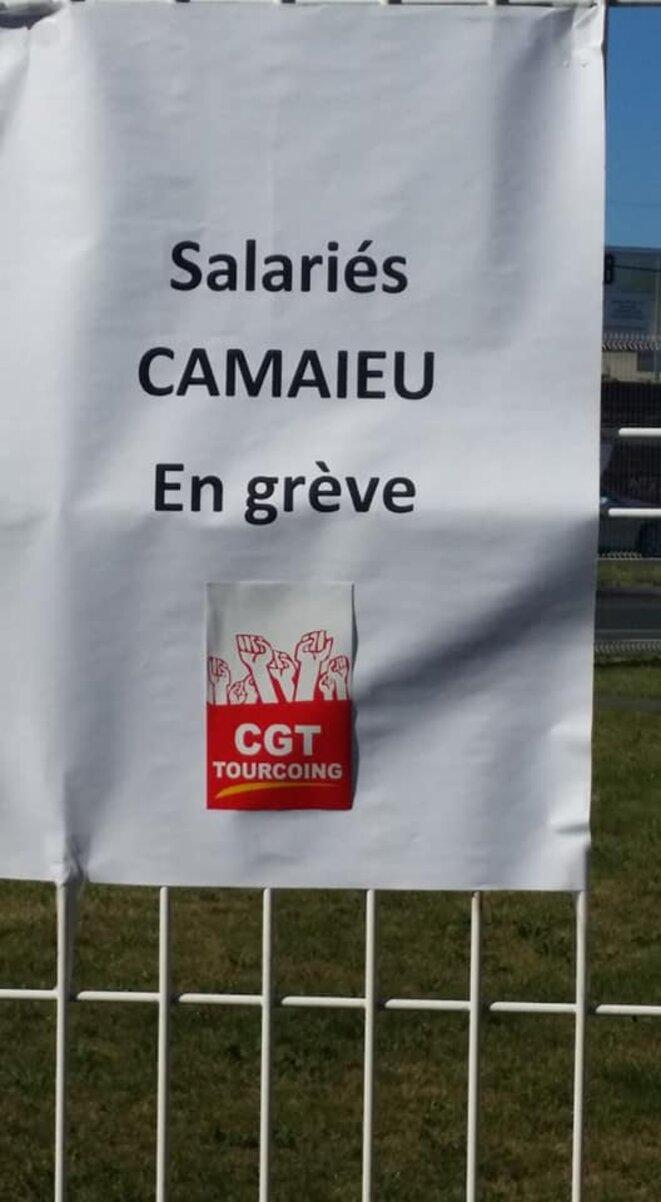 © @ CGT Camaïeux
