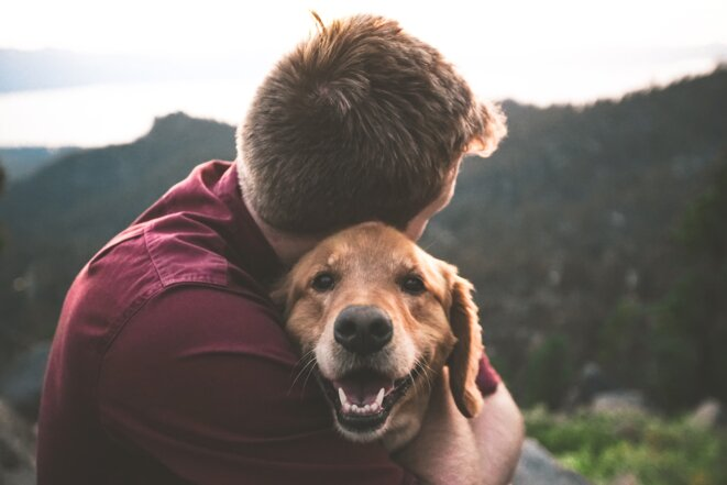 Man's Bestfriend © Eric Ward