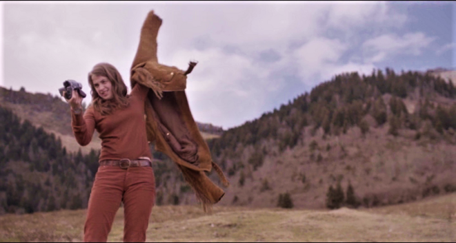Adèle Haenel au dernier plan du film - Diaphana Films © Quentin Dupieux - Atelier de Production
