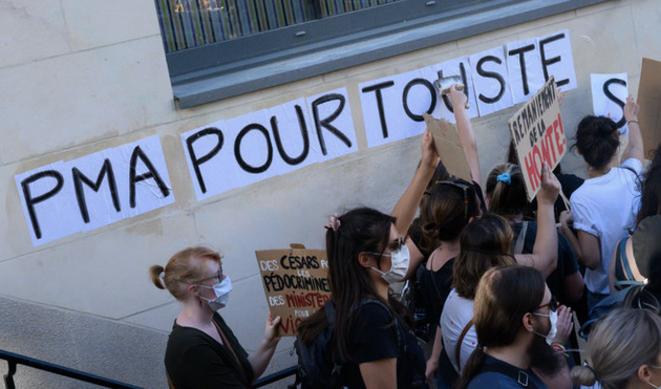 Nantes, juillet 2020. © Estelle Ruiz / Hans Lucas
