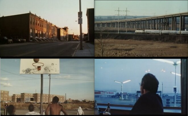 Route One/USA, de Robert Kramer (Les films d'Ici)