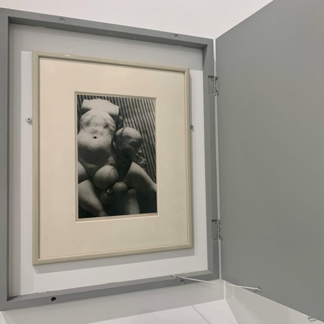 Hans Bellmer La poupée, 1936, Photographie, Galerie Natalie Seroussi, Paris © Courtesy Galerie Nathalie Seroussi, Paris