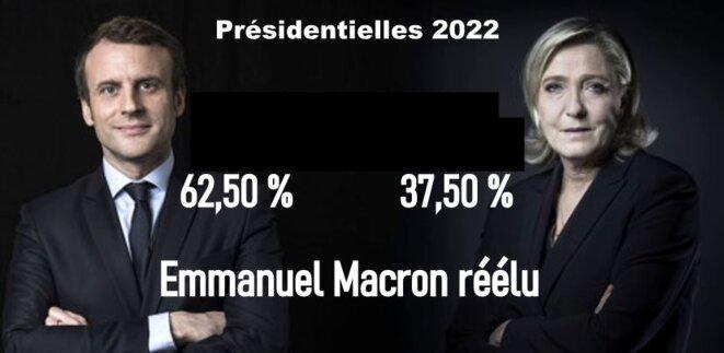 La France appartient à Macron © Pierre Reynaud
