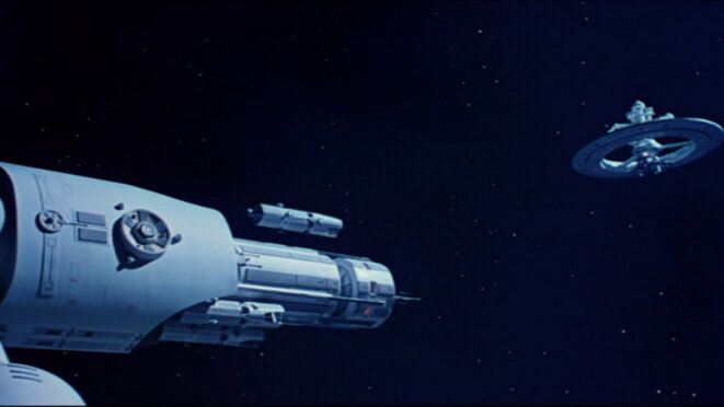 """Signal : Une aventure dans l'espace"" (Signale - Ein Weltraumabenteuer) de Gottfried Kolditz © Artus Films"