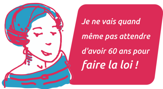 Jeanne fera la loi en 2020 © Origine Chambé Citoyenne, modifiée