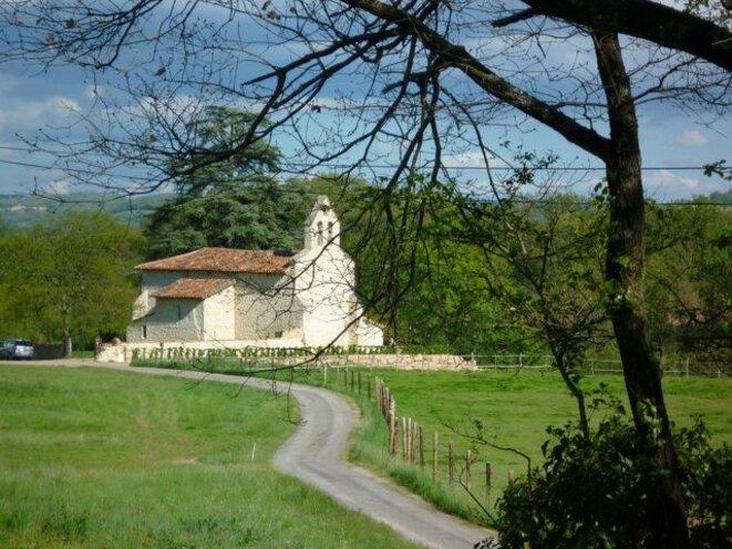 Sainte Cécile du Carla