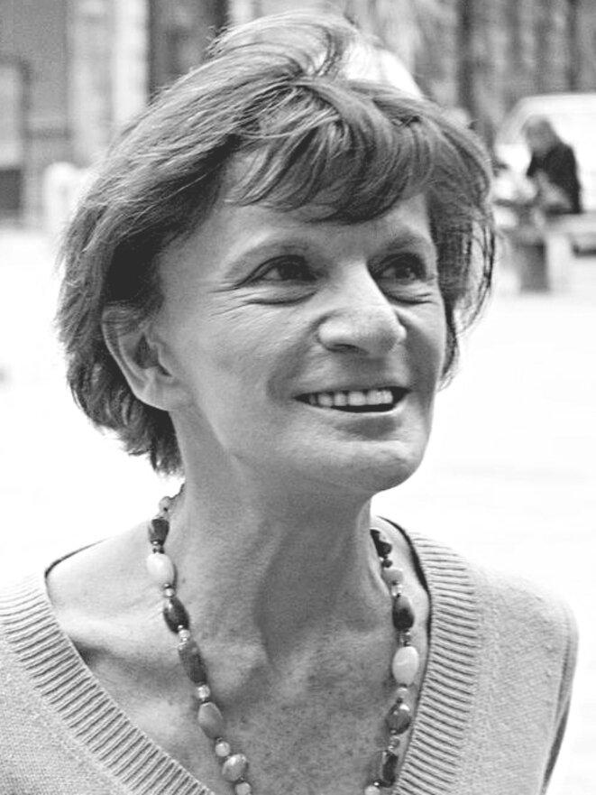 Michèle Delaunay, députée de Gironde (Bordeaux, 2012). © D'après Nicolas Pastor via Wikimedia Commons (licence CC-BY-SA 3.0)