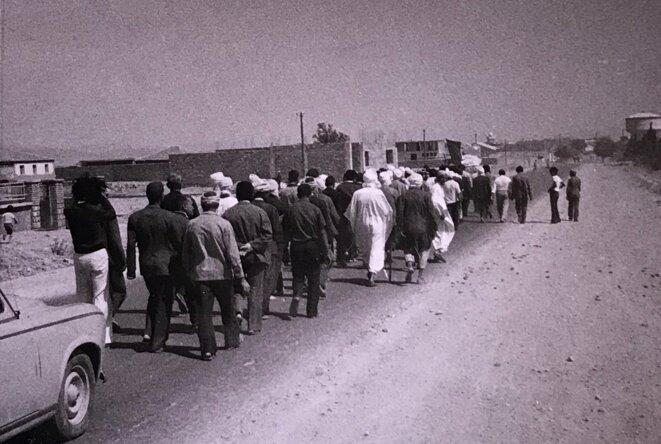 Algérie, 1974 [Ph. YF]