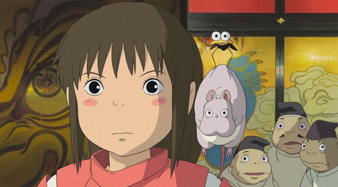 Le Voyage de Chihiro, studio Ghibli (2003)