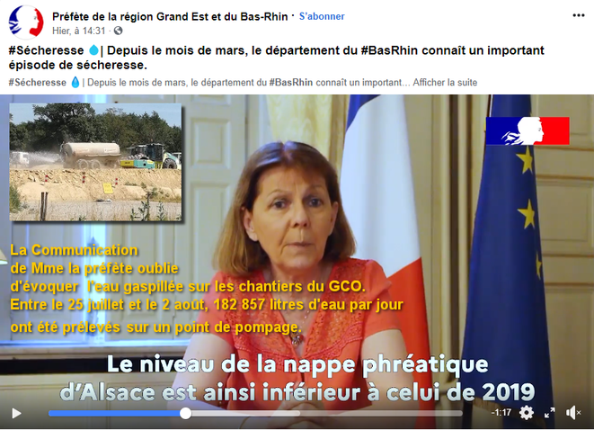 © BD pour GCO NON MERCI