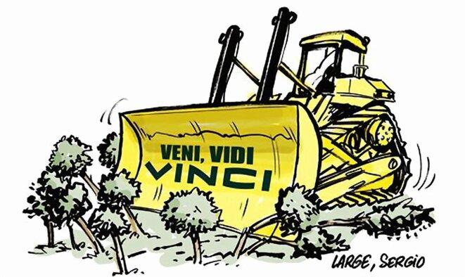 Le PDG de Vinci vend les vertus de son entreprise, sauf que la réalité n'est pas ce qu'il prétend !
